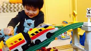 Fisher-Price GeoTrax Train