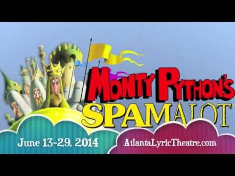 Atlanta Lyric presents Monty Python's SPAMALOT