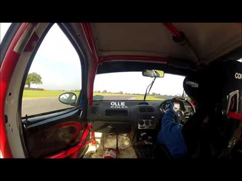 Peter Best insurance MG Cup Snetterton Race 2