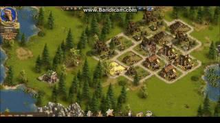 Smurf's Settlers Online Castle Empire Tutorial 2 Efficient Building Placement.wmv