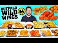 Trying buffalo wild wings appetizers full menu review mp3