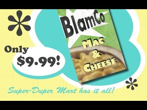 BlamCo Mac and Cheese Commercial