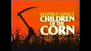 Children of the Corn 1984 TV trailer #2