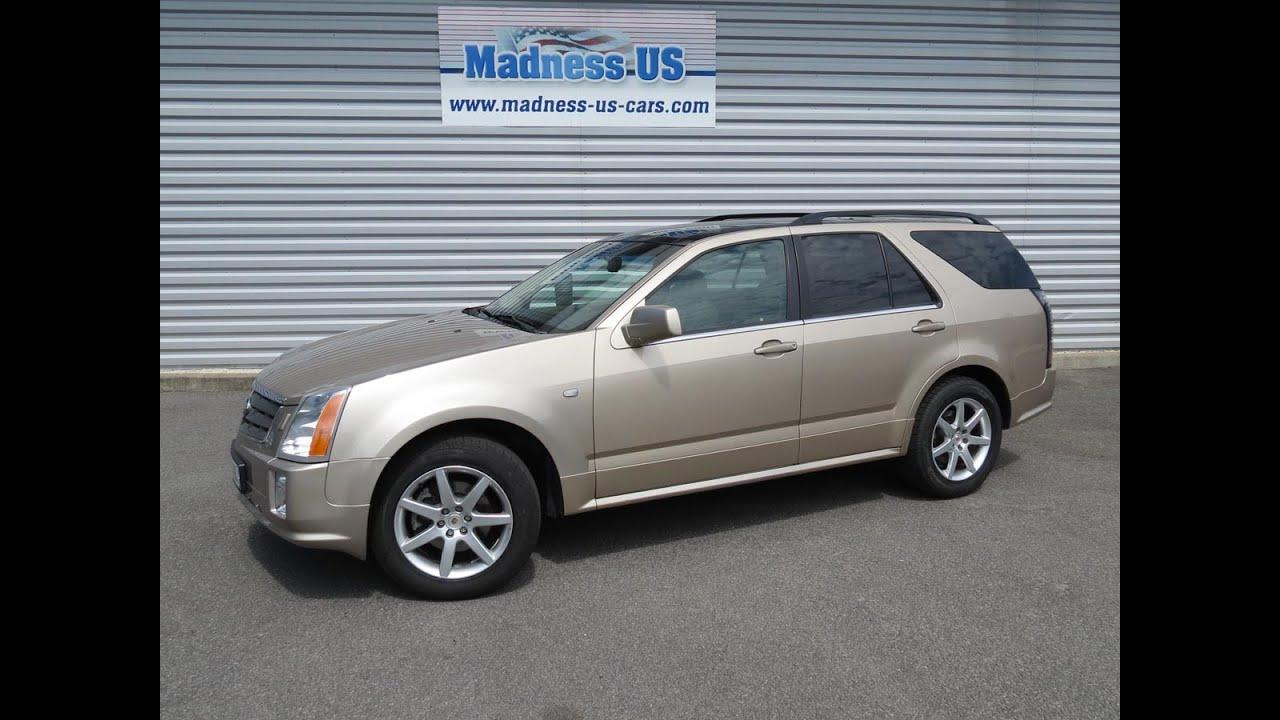 Cadillac srx sport luxury 2005