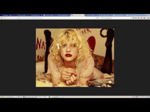 courtney love 100% mtf transgender + kurt cobain ftm 99%