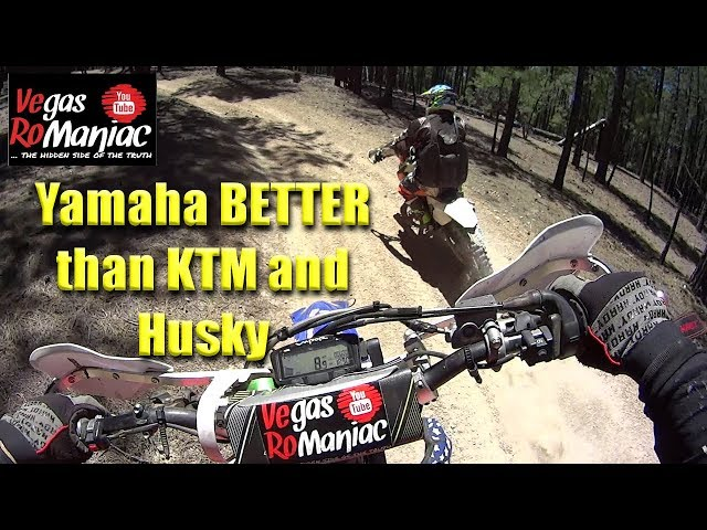 Why Yamaha YZ250FX is so GOOD compared to KTM 300 XC Husky TC 300 and KTM 350 XC 0
