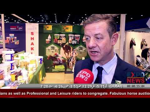 TRM | Equine Nutrition | Dubai International Horse Fair 2018 | DWTC Dubai | Expo News Dubai
