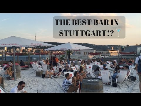 MY LIFE IN GERMANY | THE BEST BAR IN STUTTGART