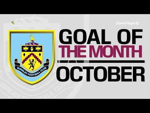 GOAL OF THE MONTH | October