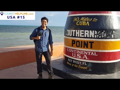 KEY WEST: where  USA ends | free parking hunt | DUMPSTER DIVING: Free Food
