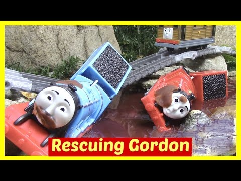 Thumbnail: Thomas and Friends Accidents Will Happen Toy Train Thomas the Tank Engine Full Episode to the Rescue