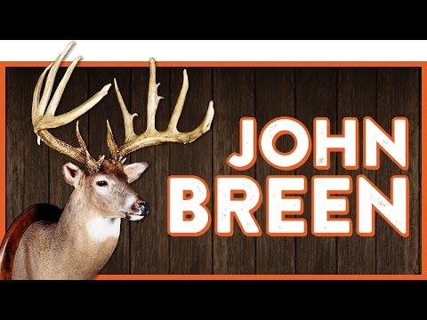 "The ""John Breen"" Buck"