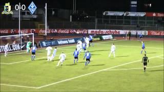 SV Eintracht Trier vs. SV Waldhof Mannheim 07  28. Spieltag  12/13