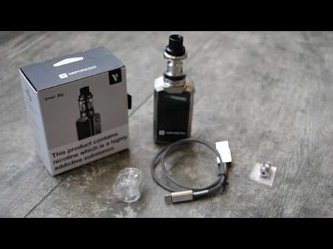 How to use your Vaporesso Tarot Nano
