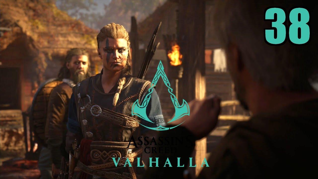 Assassin's Creed Valhalla - Épisode 38 : Recrutement à Theotford