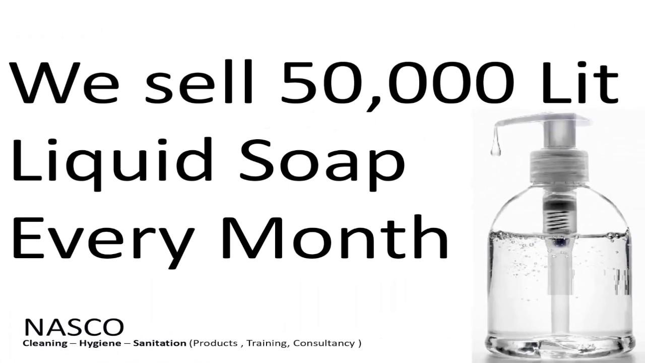 Liquid Soap for HACCP & Food Safety Processing Area in Urdu | hindi