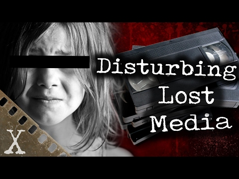 5 Disturbing Pieces Of Lost Media | Curious Countdowns #5