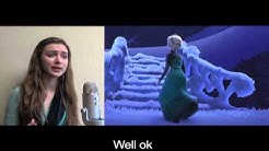 """Let It Go"" from Frozen according to Google Translate (PARODY)"