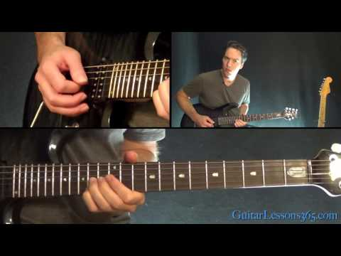 Man In The Box Guitar Lesson - Alice in Chains