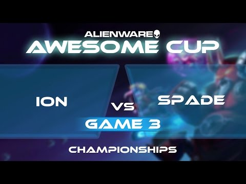 Spade vs ion - G3 - AAC2: Championships
