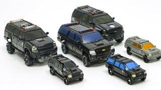 Transformers Decepticon Berserker Crankcase Cyberverse Crankcase SUV Vehicle Car Robots Toys