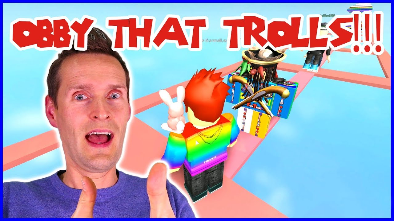 Gamer Girl Roblox Obbys Karina The Easiest Obby Ever Is Trolling Me Youtube
