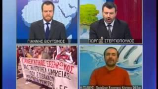 enatv 13 04 2015 deltio ΚΩΣΤΑΣ ΤΣΙΑΜΗΣ