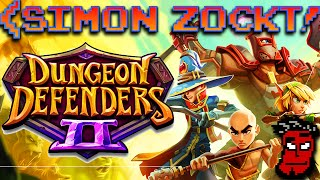 Dungeon Defenders 2 Gameplay Review | Test [German] Simon zockt