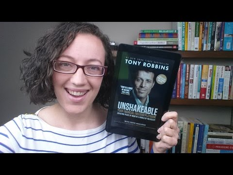 """Unshakeable"" by Tony Robbins Mp3"