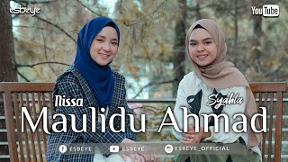 Download MAULIDU AHMAD   SYAHLA feat NISSA SABYAN