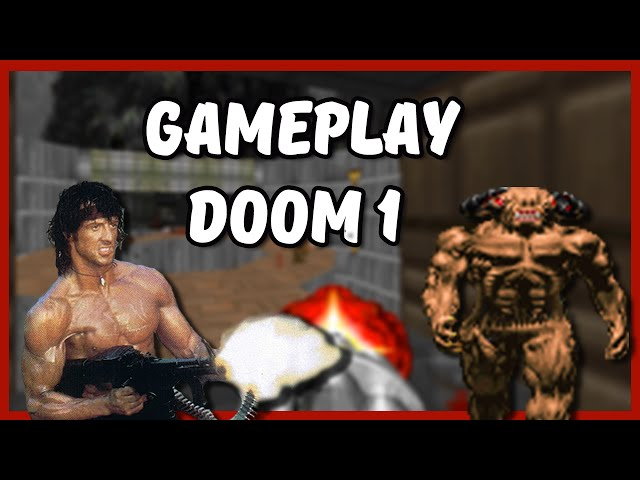 Gameplay de Doom 1