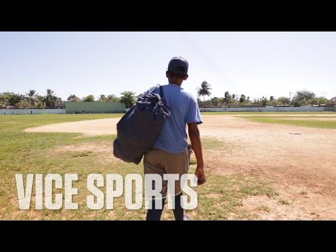 The Education Crisis Crippling Dominican Baseball Players
