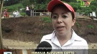 REPORT CITIZEN DAY L´ORÉAL GUATEMALA 2011 (English subtitles)