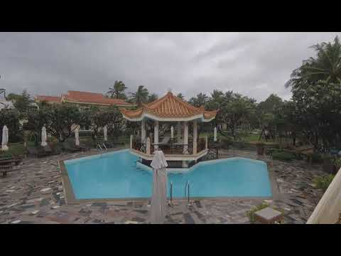 Swiss Village Resort & Spa вьетнам  муйне в шторм.