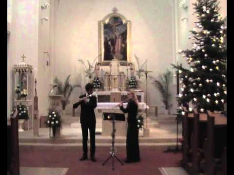 Slovak Christmas Songs - arr. for two flutes