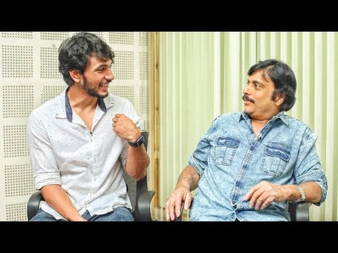 Father & Son Non Stop Troll! Actor Karthik, Son Gautham Karthik's Combo Fun Interview PART1