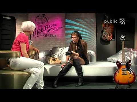 Olga  Lounová v Jukebox s Lenny  3.část