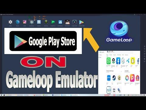 Install/Run Google Play Store In Gameloop Emulator.Install Any Google Play Store App Directly