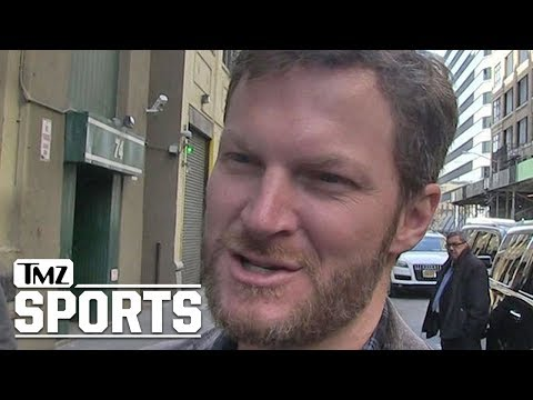 Dale Earnhardt Jr. Breaks with NASCAR Owners, Approves NFL Protests | TMZ Sports