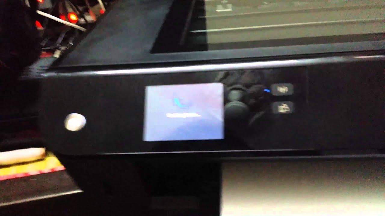 HP Deskjet 4515 Scanner does not work  Scanner head goes up but doesn't  return    Any Suggestion