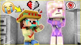 ¡mi Novia Rompe Conmigo! 😭💔 ¡amor En Minecraft! 👩❤️💋👩