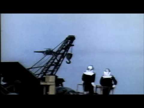Sailor series. HMS Ark Royal. Buccaneer landings and bolters