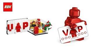 Lego Instructions DIY Brick Building Kids