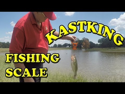 KastKing Digital Fishing Scale, Unboxing, Demonstration And Review