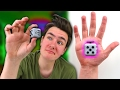 default - TopQPS Fidget Cube - Relieves Anxiety for Children and Adults - Stress Reliever