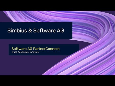 Simbius Partners with Software AG to Enable World-Class Innovation
