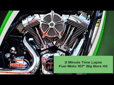 3 minute engine build