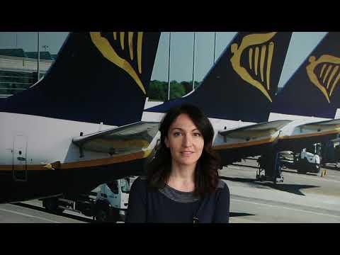 Ryanair riprende i collegamenti con l'Italia: 500 rotte dal 1º luglio