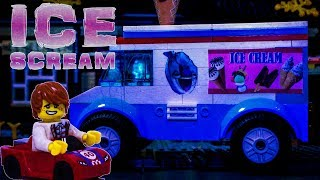 LEGO Ice Scream horror stop motion
