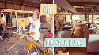 How to convert a Van to a Campervan! Build series w/ Kinging-It